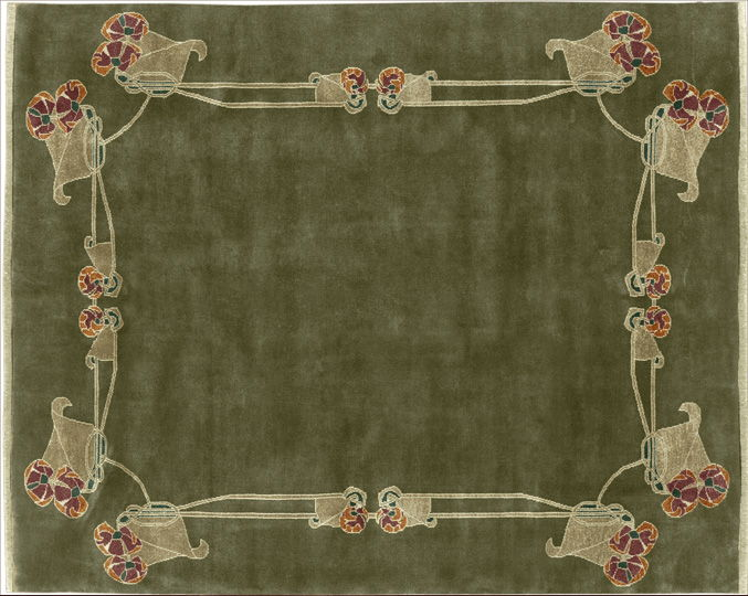Largo craftsman rug