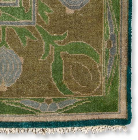 Peace Garden Craftsman Carpet