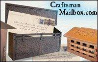 craftsman mailboxes