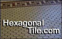 hexagonal tile website